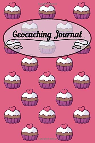 Geocaching Journal: 6x9 Geocaching Notebook For Over 200 Geocaches. Geocaching Journal for found caches with pre-printed note fields for your favorite hobby and next treasure hunt.