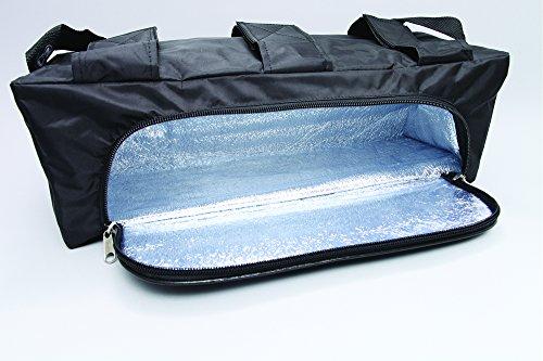 Bengar Thermo Stauraumtasche Untersitz S für Schlauchboote (55x20x16cm) Kühltasche Sitz