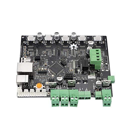 L-Yune,bolt Supporto Printer Control 1pc 3D Smoothieboard 5XC 5X V1.1 Arm Open Source della Scheda Madre a 32 Bit LPC1769 Cortex-M3 Ethernet alla CNC R20