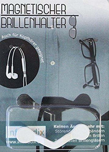 infimedix - Porta occhiali magnetico