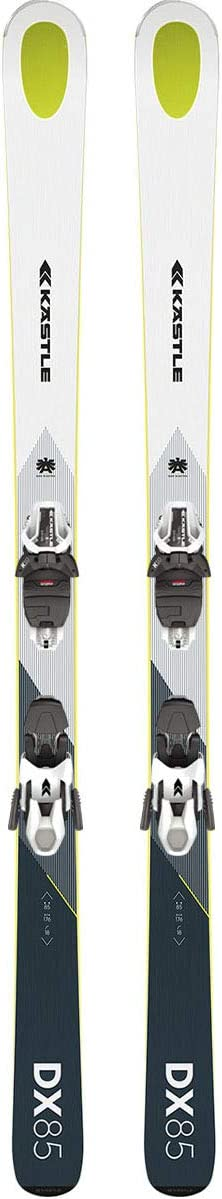 Kastle DX85 Skis w K10 Bindings 2021 168 SLR GW Max OFFicial shop 54% OFF