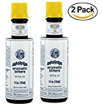 Angostura Aromatic Bitters 4 Fl Oz (Pack of 2)