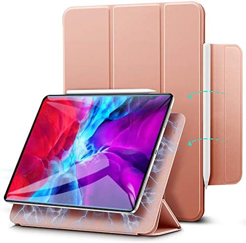 ESR Rebound Magnetic Smart Case for iPad Pro 12 9 2020 2018 Convenient Magnetic Attachment Supports product image