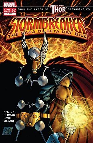 Stormbreaker: The Saga Of Beta Ray Bill #1 (of 6) (English Edition)