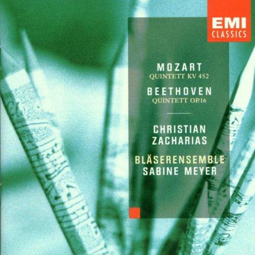 Quintette für Klavier, Oboe, Klarinette, Horn und Fagott