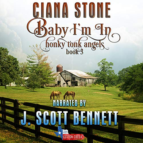 Baby I'm In Audiobook By Ciana Stone cover art