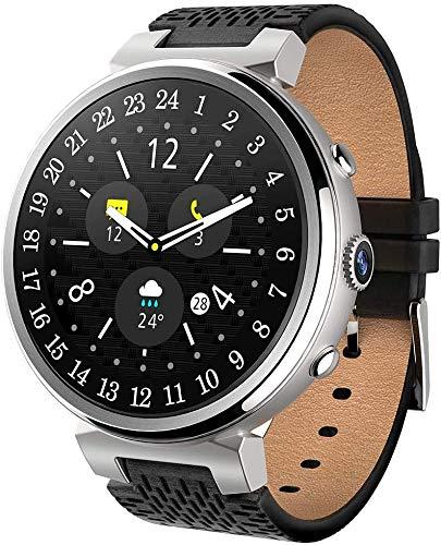 ZNSH smart Watch I6 WiFi, Fitness Tracker Android5.1, 512 Mb + 8 Gb / 2 Gb + 16 Gb, GPS-Herzfrequenz/Blutdruck/Pedometer/Kalorien, FüR Android Und Ios