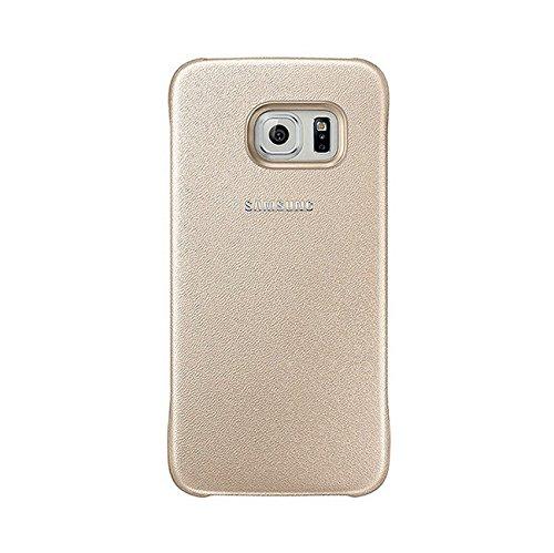 Samsung Handyhülle Schutzhülle Protective Case Cover für Galaxy S6 - Gold