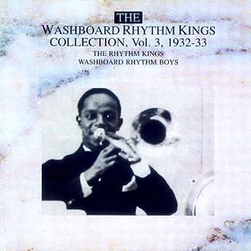 The Washboard Rhythm Kings Vol. 3 - 1932-1933