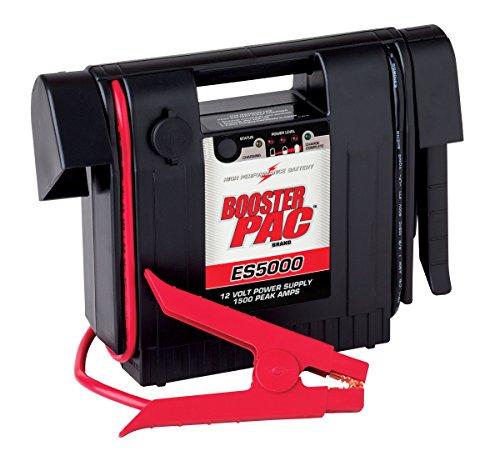 Cheap Booster PAC ES5000 1500 Peak Amp 12V Jump Starter