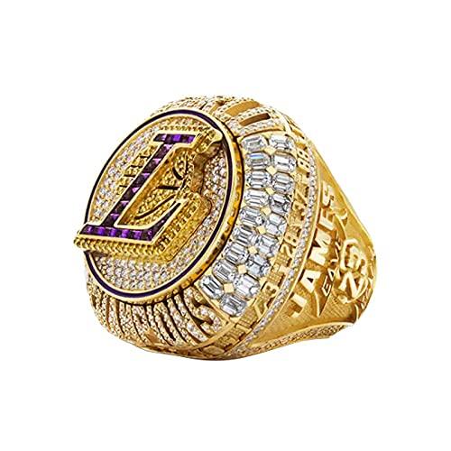 JTGJ 2020 Los Angeles Basketball Championship Championship Ring, Men