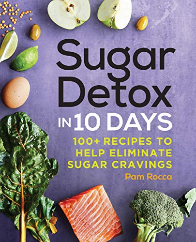 Sugar Detox in 10 Days: 100+ Recipes to Help Eliminate Sugar Cravings (English Edition)