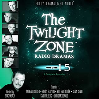 The Twilight Zone Radio Dramas, Volume 15 cover art