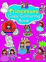 Copy Colouring Book Princess