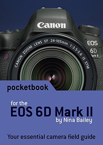 Canon EOS 6D Mark II Pocketbook: camera field guide