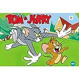 puzzles Tom Y Jerry 300/500/1000 Wood Fairy Adult Children's Juguetes Educativos para Niños Descompresión De Regalos(Size:500pc)