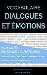 Vocabulaire. Dialogues et émotions par Lebreton