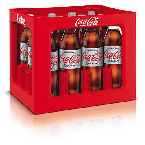 Coca-Cola Light MEHRWEG, (12 x 1,0 l)