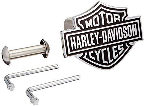 HARLEY-DAVIDSON Bar & Shield Trailer Hitch Cover 2