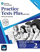 Practice Test Plus Of Pearson Test Of English Academic - Vol. 2 [Paperback] Pearson Test Developers