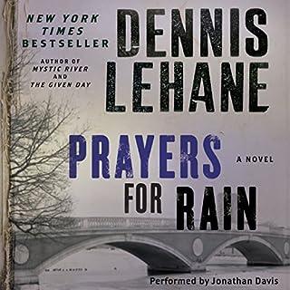 Prayers for Rain audiobook cover art