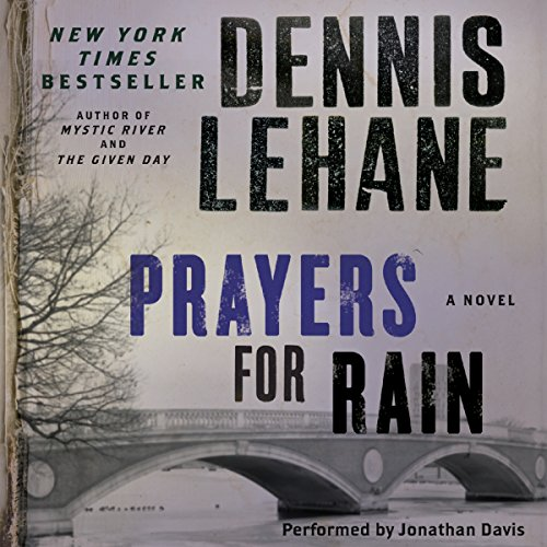 Prayers for Rain audiobook cover art