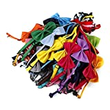 Slowly Trog 50 Pcs Wholesale Pet Dog Puppy Necktie Bow Tie Ties Collar Grooming Out lot