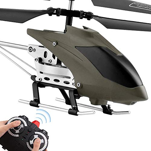 RC Helicopter Remote Control Helicopter Indoor RC Flying Helicopter Argohome 3.5 Channels Hobby Mini...