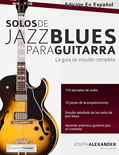 Solos de jazz blues para guitarra