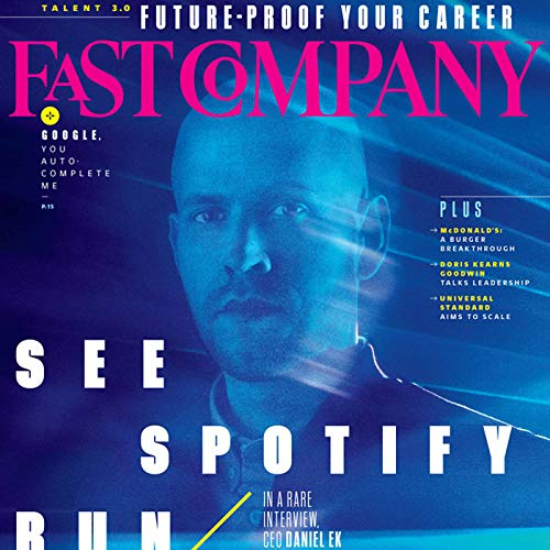 September 2018                   By:                                                                                                                                 Fast Company                               Narrated by:                                                                                                                                 Ken Borgers                      Length: 1 hr and 46 mins     Not rated yet     Overall 0.0