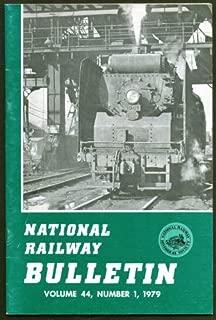 Canadian West RR Brill Cars NRHS Bulletin V44n1 1979