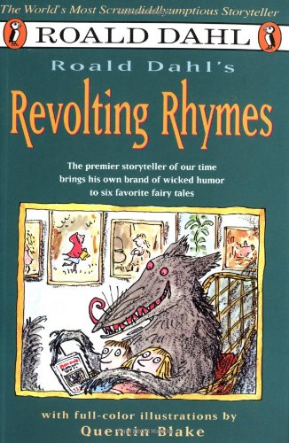 Roald Dahl's Revolting Rhymesの詳細を見る
