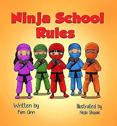Ninja School Rules