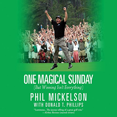 One Magical Sunday audiobook cover art