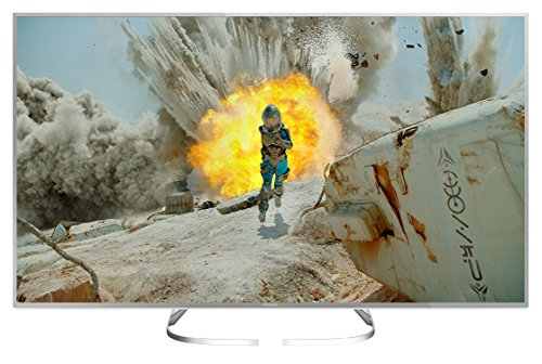 Panasonic TX-50EXW734 VIERA 126 cm (50 Zoll) LCD Fernseher (4K ULTRA HD, HDR Multi, 1600Hz bmr, Quattro Tuner mit Twin Konzept, TV auf IP Server und Client, USB Recording)