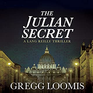 The Julian Secret     Lang Reilly, Book 2              By:                                                                                                                                 Gregg Loomis                               Narrated by:                                                                                                                                 Tim Campbell                      Length: 9 hrs and 24 mins     14 ratings     Overall 3.9