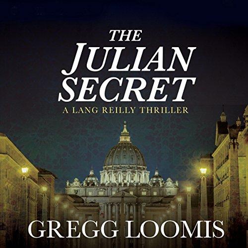 The Julian Secret audiobook cover art