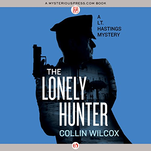The Lonely Hunter audiobook cover art