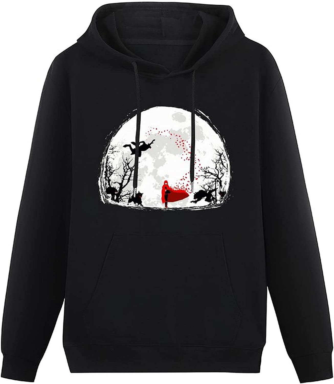 RWBY Teen Hooded Sweatshirt,Simplicity Pullover Hoodie Sweater with Pockets for Boys Girls