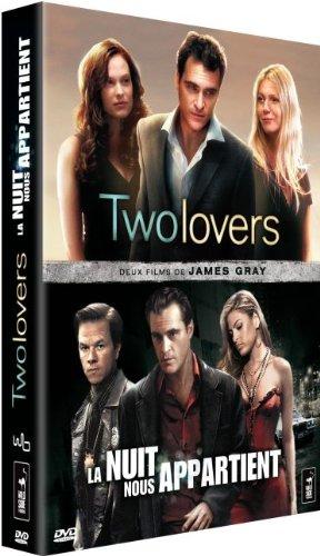 Coffret DVD Two Lovers/La Nuit Nous Appartient