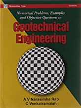 Numerical Examples, Problems and Objective Questions in Geotechnical Engineering by A.V. Narasimha Rao & C. Venkatramaiah. (2000-02-16)