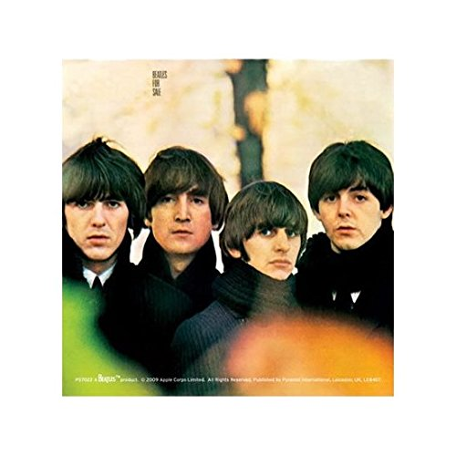 Ps7022 The Beatles for Sale Petite Vinyle autocollant