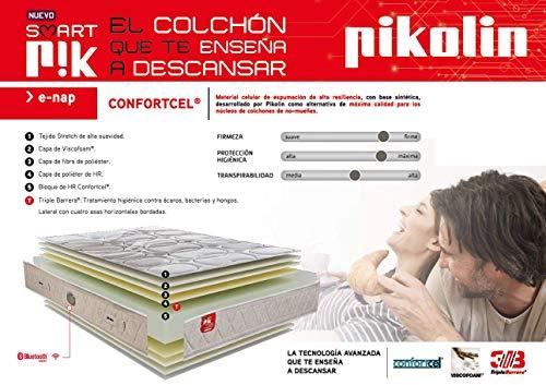 Colchón inteligente Smart-Pik E-NAP Pikolin - 4