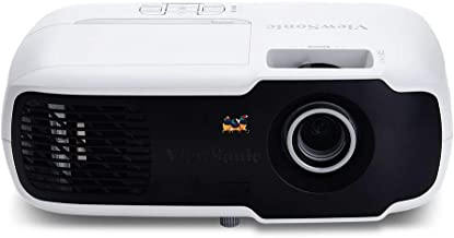 ViewSonic PA502X 3500 Lumens High Brightness XGA Projector for Home and Office with HDMI and Optical Zoom