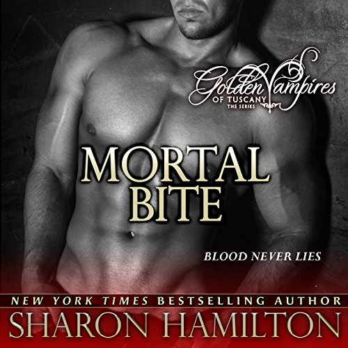 Mortal Bite audiobook cover art