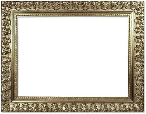 lo último Marco Marco Marco barroco 750 ARG, plata, 24 x 30 cm, Vacio marco  forma única