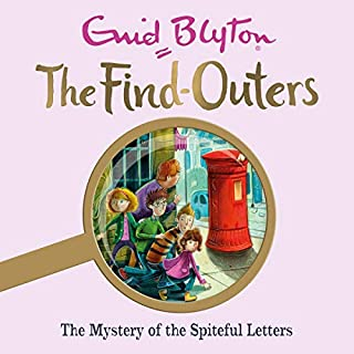 The Mystery of the Spiteful Letters cover art