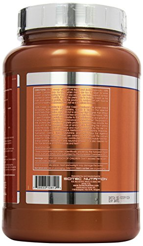 Scitec Nutrition Casein Complex Belgian Chocolate, 1er Pack (1 x 920 g) - 2