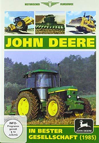 John Deere - In bester Gesellschaft