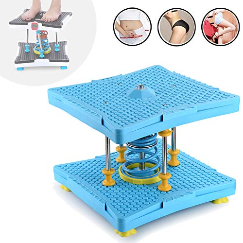 Why Choose EFGS Aerobic Fitness Stepper, Household Portable Twist Fitness Equipment, with Foot Massa...